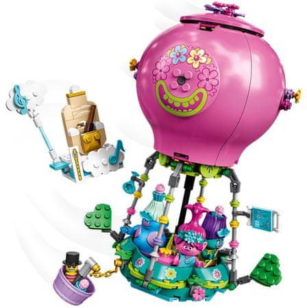 LEGO Trolls 41252 Trollok és repülés hőlégballonnal