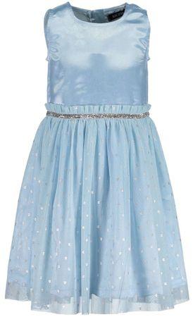 Blue Seven dječja haljina, svijetlo plava, 92