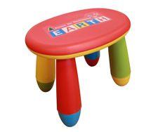 Nero Trade Dětská stolička v hravém barevném provedení