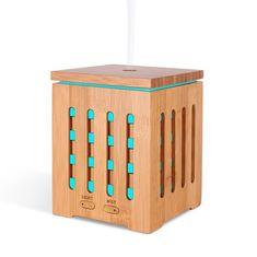 """GOLDSUN Aroma diffúzor """"Bamboo 200ml"""" légfrissítő és párásító"""