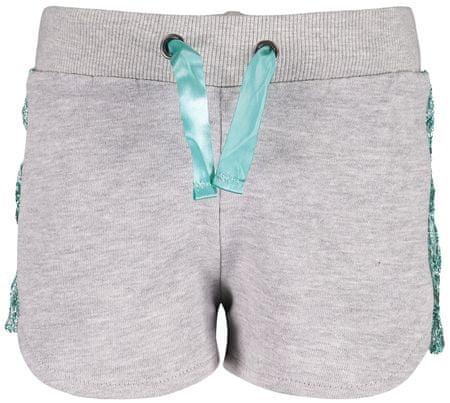 Blue Seven lány rövidnadrág 92, szürke