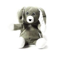KiNECARE VM-HP20 Termofor plyšové zvířátko - králík, 24 x 17 cm