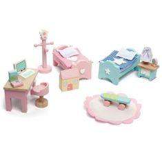 Le Toy Van Nábytok do domčeka Daisylane Detská izba