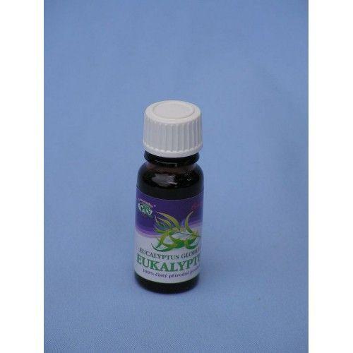 Esenciálny olej 100% Silica - Eukalyptus - 10ml