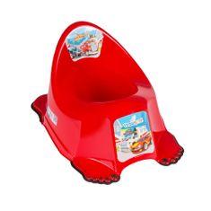 Tega Baby Potty Cars rdeča