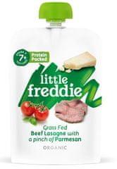 Little Freddie Lasagne s hovězím masem z trávou krmených krav a špetkou parmezánu 6 x 130g