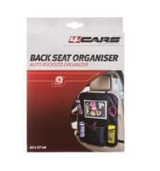 4Cars 4CARS Závěsný organizér zadního sedadla 42x57cm