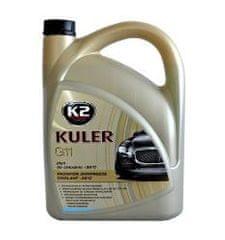 K2 K2 KULER G11 MODRÁ 5l - nemrznoucí kapalina do chladiče do -35 °C