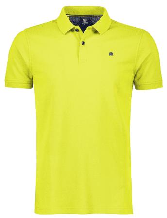 Lerros férfi ingpóló 2003200, M, sárga