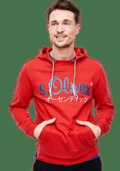 s.Oliver pánská mikina 13.002.41.4959