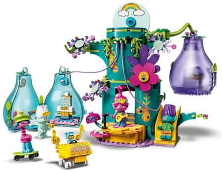 LEGO Trolls 41255 Przyjęcie w popowej wiosce