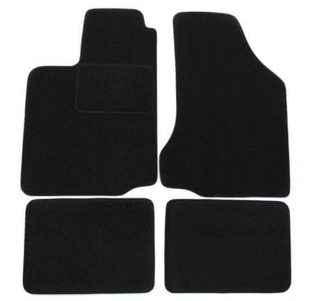 J&J Automotive Textilszőnyegek Seat Cordoba 1999-2003 4db