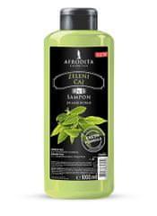 Kozmetika Afrodita šampon za lase in telo, zeleni čaj, 1000 ml