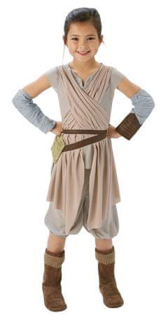 Rubie's Star Wars Deluxe kostum Rey, L