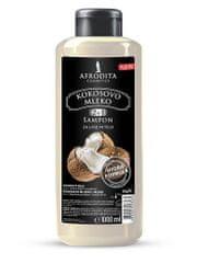Kozmetika Afrodita šampon za kosu i tijelo, kokosovo mlijeko, 1000 ml