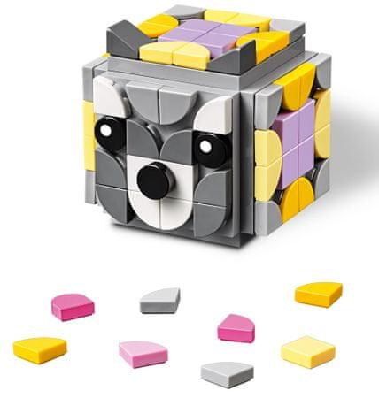 LEGO DOTS 41904 Stojaki na zdjęcia z motywem zwierzęcym