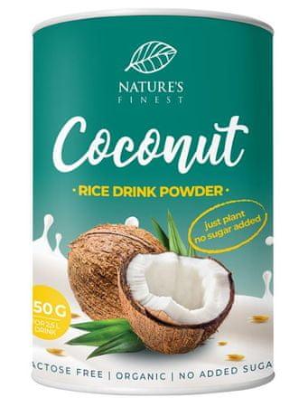 Nature's finest Bio Rice drink powder-Coconut