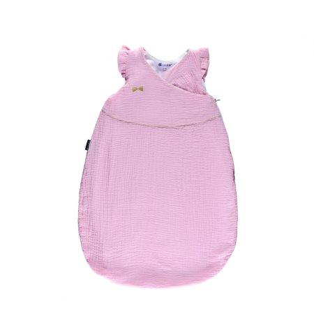 Candide vreća za spavanje light mini 72 cm, roza