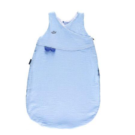 Candide śpiwór dziecięcy 72 cm niebieski