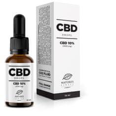 Nature's finest CBD kapljice 10% (1000 mg)