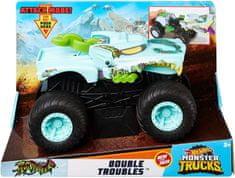 Hot Wheels Monster trucks Veľké problémy Hotweiler