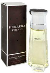 Carolina Herrera Herrera For Men - toaletná voda s rozprašovačom