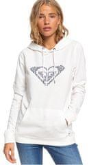 ROXY Damska bluza Shine Twój Light Śnieg White ERJFT04155-WBK0