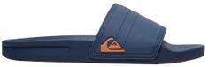 Quiksilver Pánske šľapky Rivi Slide Blue / Blue / Yellow AQYL100867 -XBBY