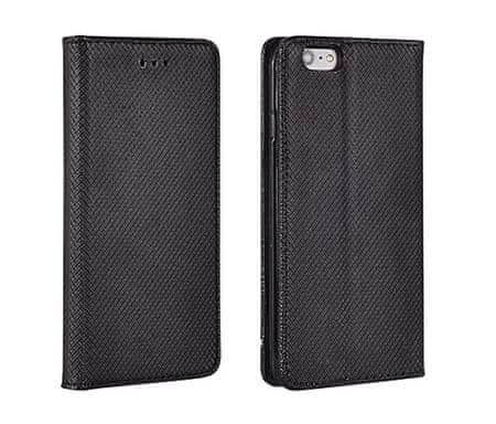 Havana preklopna torbica za Nokia 8.1, črna