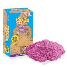 Nero Trade Kinetický / měsíční písek – náhradní sada 800g - růžová barva