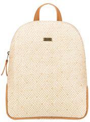 ROXY Damski plecak Here Comes The Sun Naturalny ERJBP04070-YEF0