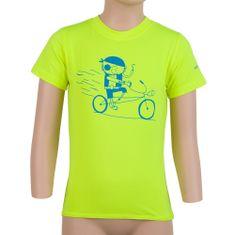 Sensor otroška majica Coolmax Fresh Pirate, rumena
