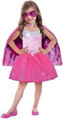 Barbie Dievčenský kostým Superhrdinka