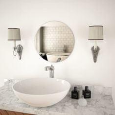 shumee Nástěnné zrcadlo 40 cm kulaté sklo