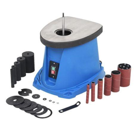 shumee Brusilnik z oscilacijskim vretenom 450 W modre barve