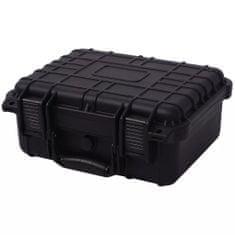 Walizka ochronna czarna 35x29,5x15 cm
