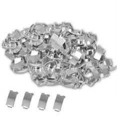 shumee 500 spon na žiletkové dráty NATO galvanizovaná ocel