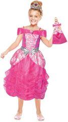 Barbie Dievčenský kostým Srdcová princezná