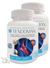 Novax 2x Tedomax- pro podporu pohybového aparátu s glukosaminem a kolagenem- čtyřměsíční kůra