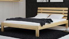 Importworld Dřevěná postel Zbyněk 160x200 + rošt ZDARMA- OLD - borovice