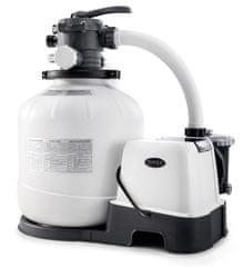 Intex 26680 Krystal clear filtar za pijesak s pumpom i solinerom