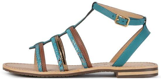 Geox dámske sandále Sozy D022CE 0001J 36 modré