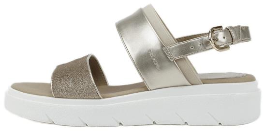 Geox dámske sandále Tamas D02DLE 0NFEW 36 zlaté