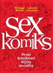 Philippe Brenot: Sexkomiks - První komiksové dějiny sexuality