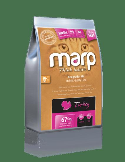Marp Holistic Turkey CAT krůtí bez obilovin 2 kg