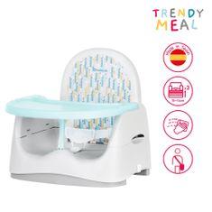 Badabulle přenosná židlička TRENDY MEAL