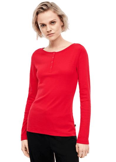 Q/S designed by dámske tričko 41.002.31.8137, XXL, červená