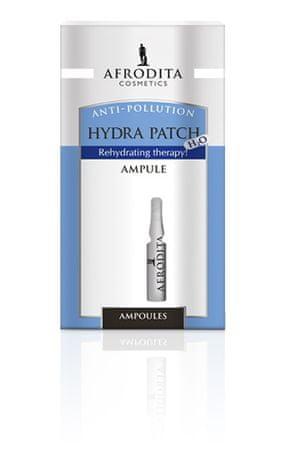 Kozmetika Afrodita Hydra Patch H2O ampule, 7 x 1,5 ml