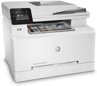 Tiskárna HP Color LaserJet Pro MFP M282nw (7KW72A)  barevná, laserová, vhodná do kanceláří