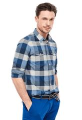 s.Oliver pánská košile 13.002.21.3712